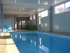 Крытый бассейн отеля