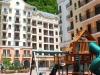 Детская площадка при отеле